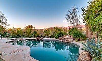 Pool, 9940 E Desert Trail Ln, 2