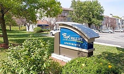 Community Signage, Fox Valley, 2