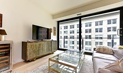 Living Room, 925 H Street NW Unit 606, 0