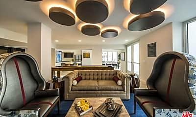 Living Room, 5520 Wilshire Blvd 623, 1