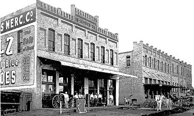 Building, 110 S Main St 201, 2