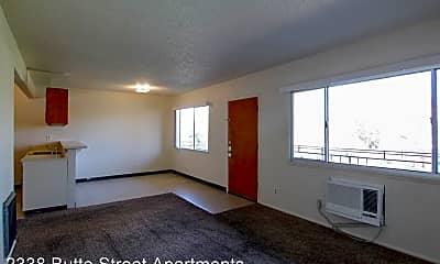 Living Room, 2338 Butte St, 1