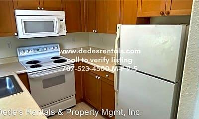 Kitchen, 2174-2176 Naomi Place, 2