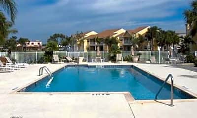 Pool, 1900 Brittany Dr 5, 2
