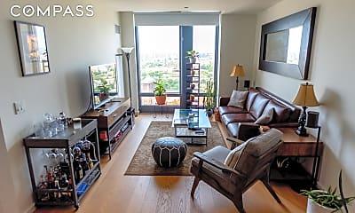 Living Room, 250 Ashland Pl 31-N, 0