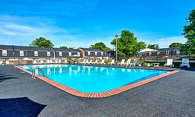 Pool, Old Bridge Apartments, 2