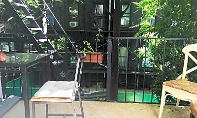 Patio / Deck, 308 E 85th St, 0
