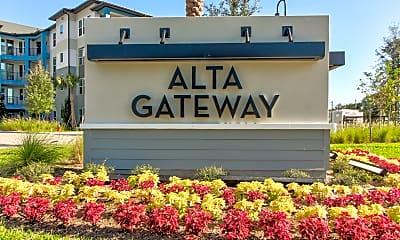 Community Signage, Alta Gateway, 0
