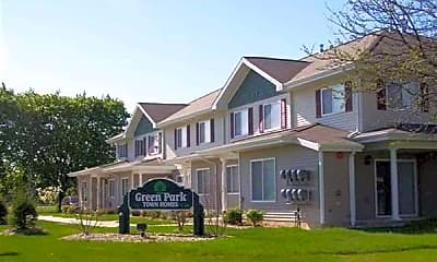 Green Park Townhomes, 1
