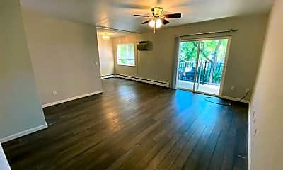 Living Room, 6210 Ridge Ave 10, 1