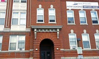Jordan School Apartments, 1
