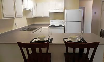 Kitchen, Fairbrook, 1