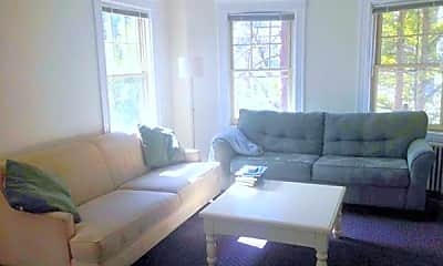 Living Room, 61 Columbia St, 1