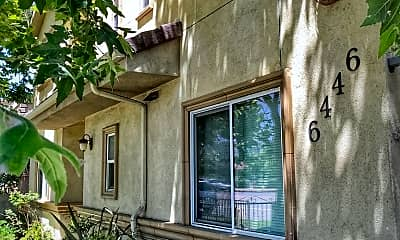 Building, 6446 Woodley Ave, 1