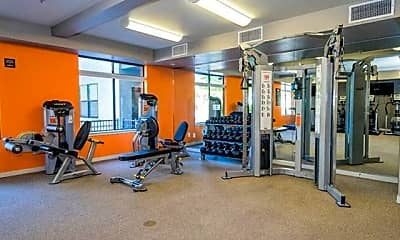 Fitness Weight Room, 1801 L, 2