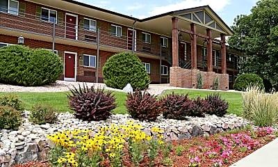 Building, Fillmore Ridge, 1