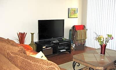 Living Room, 8250 E Arabian Trail 111, 1