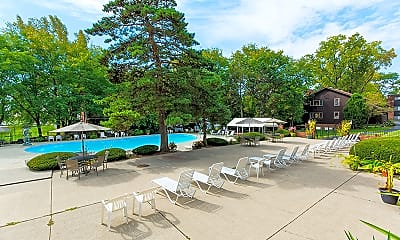 Pool, Colony Club, 1