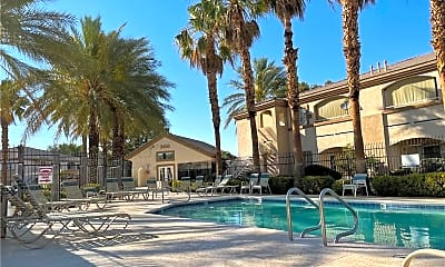 Pool, 3400 Cabana Dr 2060, 2