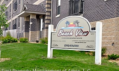 Community Signage, 205 Beach, 2