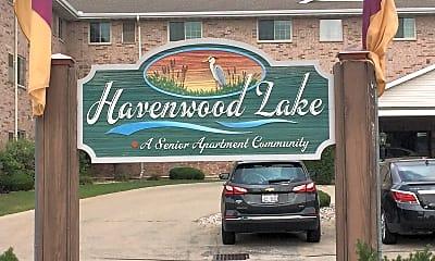 Havenwood Lake, 1