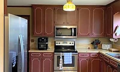Kitchen, 513 Oregon Way, 1