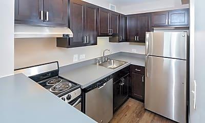 Kitchen, River North Park, 2