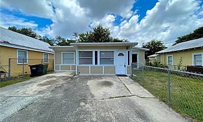 Building, 2406 E 9th Ave, 1