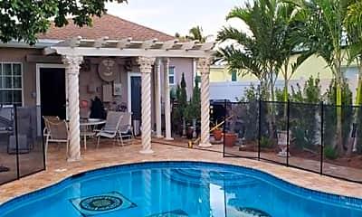 Pool, 1608 Jefferson St, 0