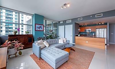 Living Room, 3301 NE 1st Ave H1502, 1