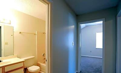 Bathroom, Williamsburg Apartments, 2