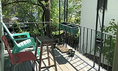 Patio / Deck, 19 Caldwell Ave, 1