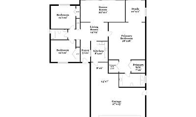 Building, 6811 SE Raintree Ave, 1