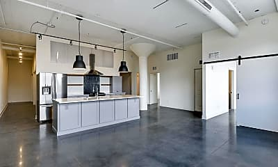 Living Room, 212 N 2nd St 406, 1