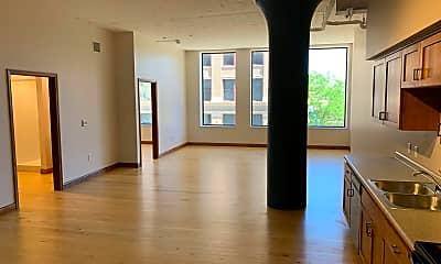 Living Room, 323 3rd St SE, 1