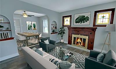 Living Room, 228 W Rose Hill Ave, 1
