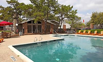Pool, 2121 Apartments, 0