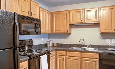 Kitchen, Cityscape Apartments, 0