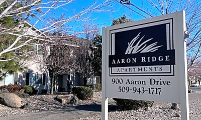 Community Signage, 900 Aaron Dr, 0