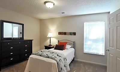 Bedroom, Addison Point, 2