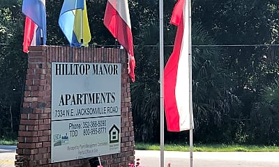 HILLTOP MANOR, 1