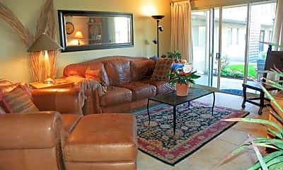Living Room, 6815 E 2nd St 19, 1