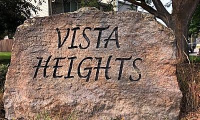 VISTA HEIGHTS, 1