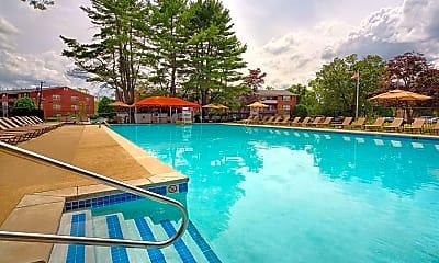 Pool, Georgetown Apartment Homes, 1