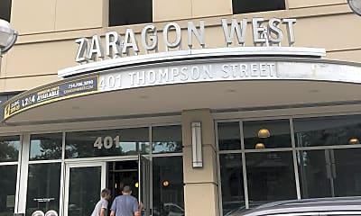 Zaragon West, 1