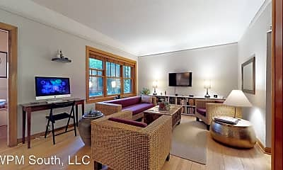 Living Room, 519 W Roy Street #201, 2
