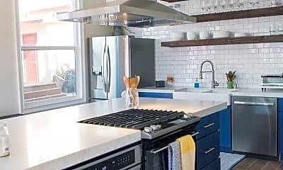Kitchen, 1923 K St, 0