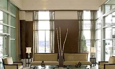 Living Room, 55 Riverwalk Pl, 2