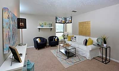 Living Room, 122 London Ct, 0