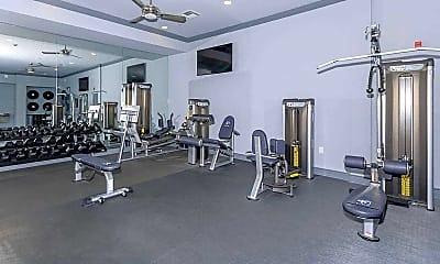 Fitness Weight Room, 46 Penn, 2
